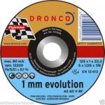 Dronco Slitting Discs Evolution