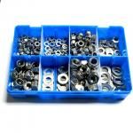 A4 Assortment boxes nuts and washers